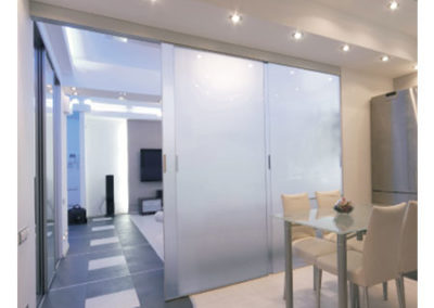 Architectural Glass Door Sliding Systems