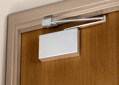 Concelead Door closer