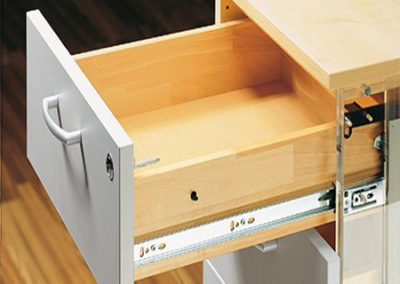 Drawer Runners , Sliding And Pull out cabinets