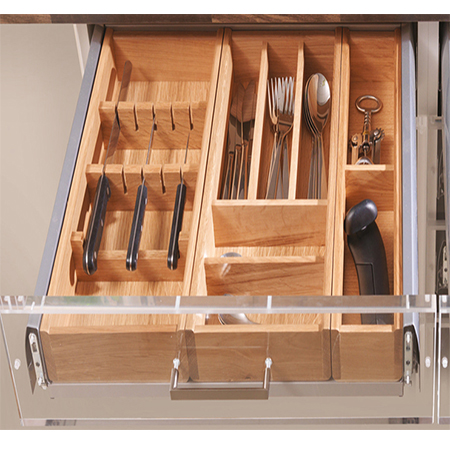 drawers,corner unit,cutlery trays8