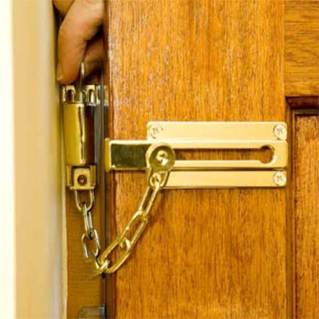 security door chains 2 & Security Door Chain   Project Solutions